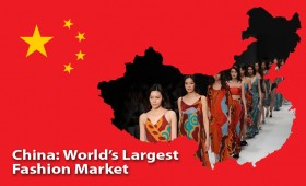 China Overtakes US and Europe as The Largest Fashion Market in The World